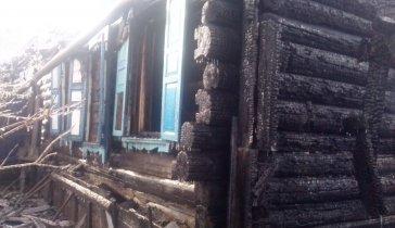 сбор средств на постройку сгоревшего дома