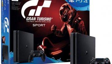 PlayStation 4 1TB + Gran Turismo Sport (CUH-2108B) к слову, стоит 30 тысяч