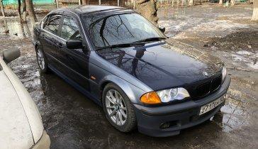 Подарите вторую жизнь BMW e46