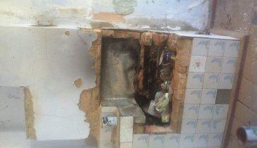на мечту . ( в  многоквартирном доме (14 кв не проведены никакие   коммуникации ,нет в доме газа отопления ,воды ) срочно надо провести   газ ,воду .