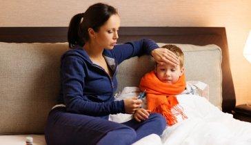 Детишки дома болеют, помогите пожалайста
