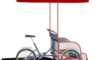 Создание велотакси