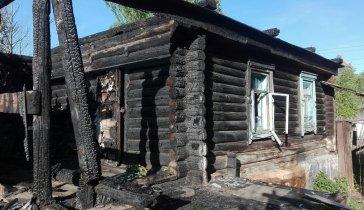 На вастонавление дома после пожара