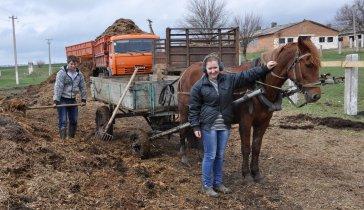 Развитие семейного бизнеса - молочная ферма