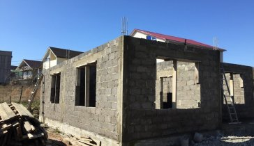 Достроить дом