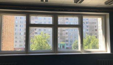 Поменять окна в кабинете класса