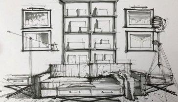 Студия декора и дизайна, творческая мастерская.