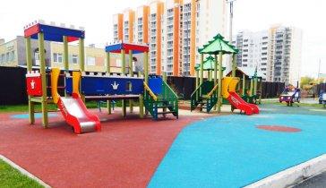 Детский комплекс игровых площадок