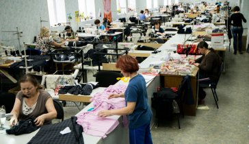 Создание фабрики по производству одежды!