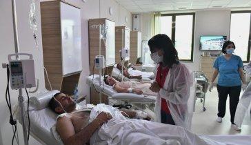 Помощь Раненым солдатам